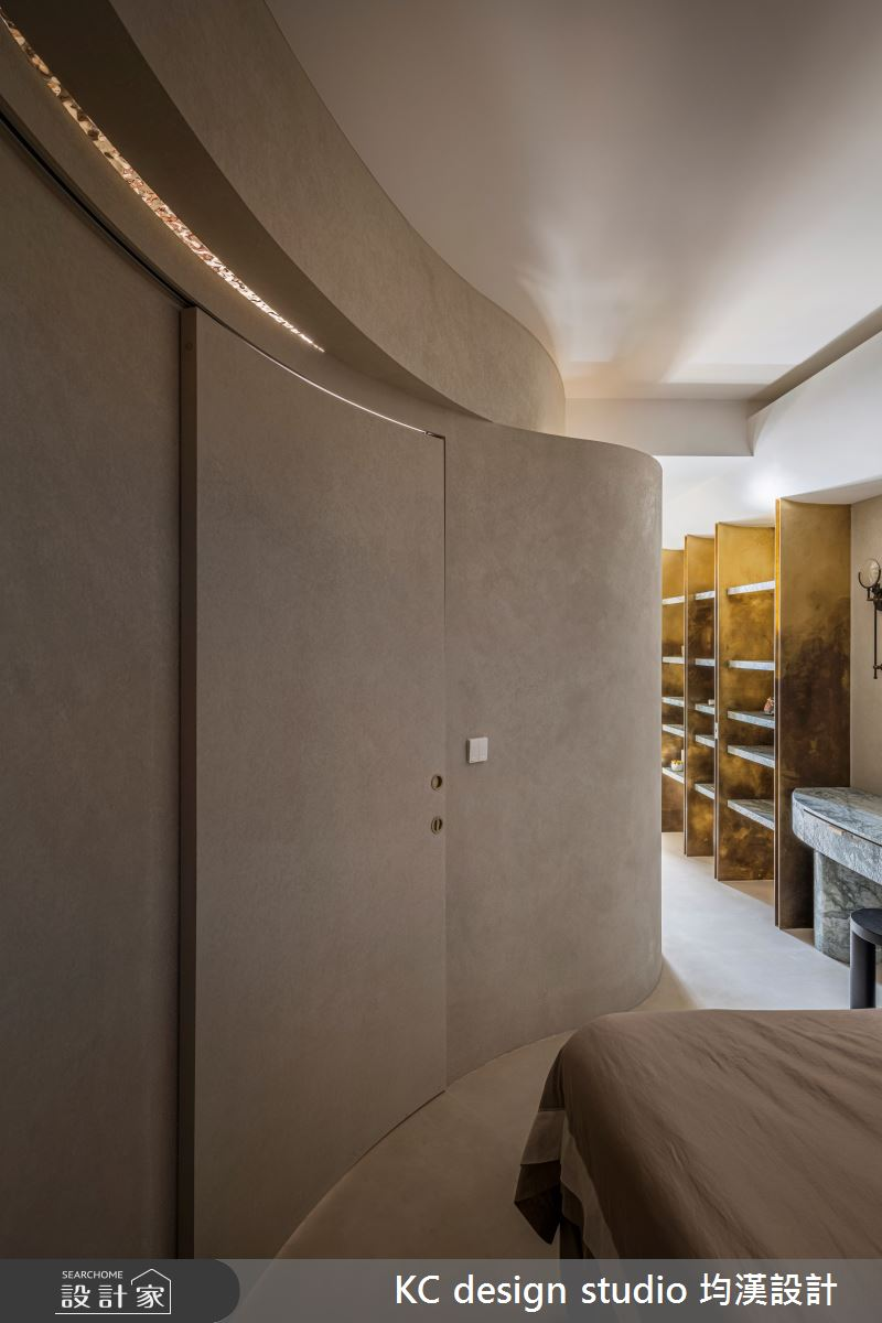 11坪新成屋(5年以下)_現代風臥室案例圖片_KC design studio 均漢設計_KC_40之15