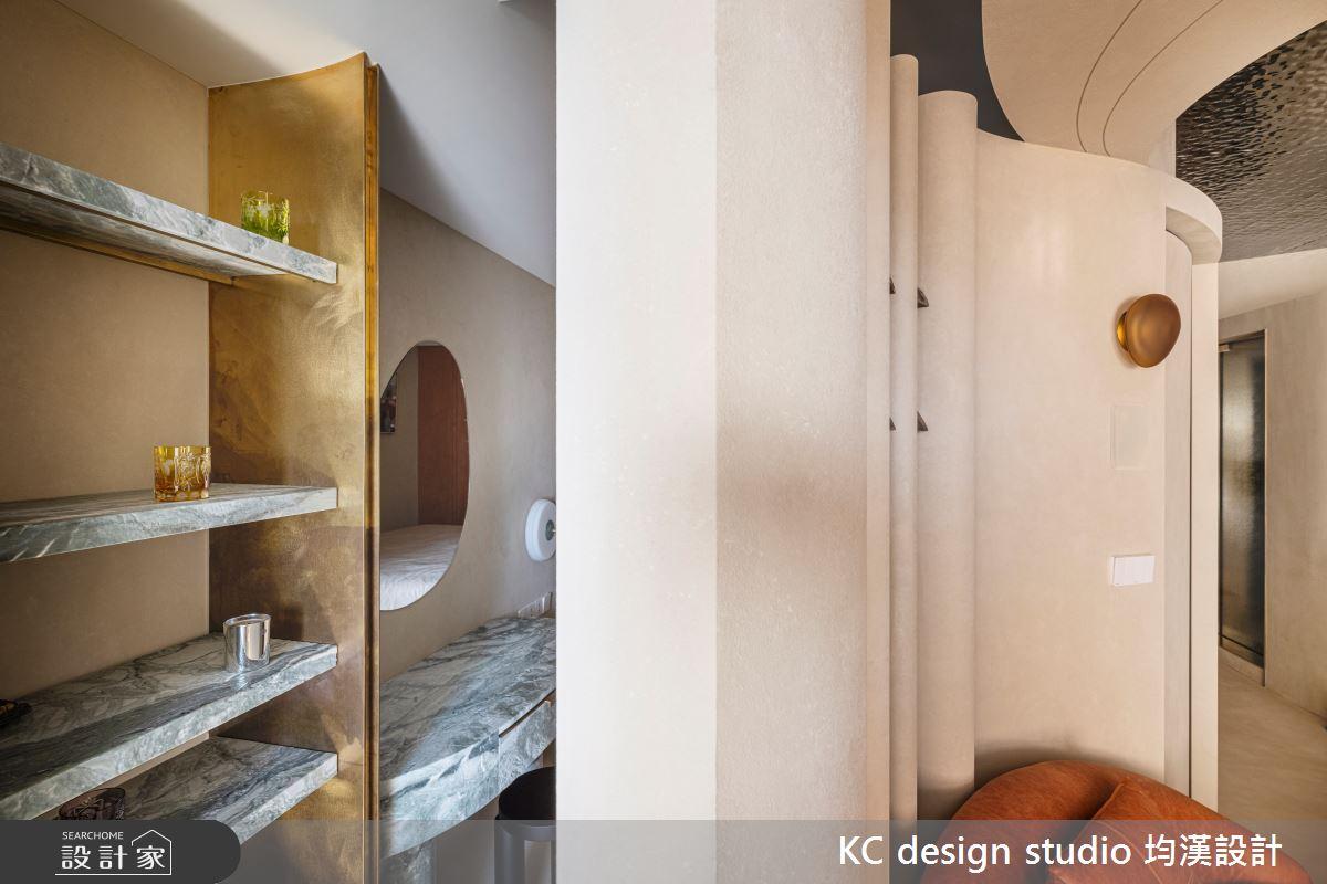 11坪新成屋(5年以下)_現代風臥室案例圖片_KC design studio 均漢設計_KC_40之18