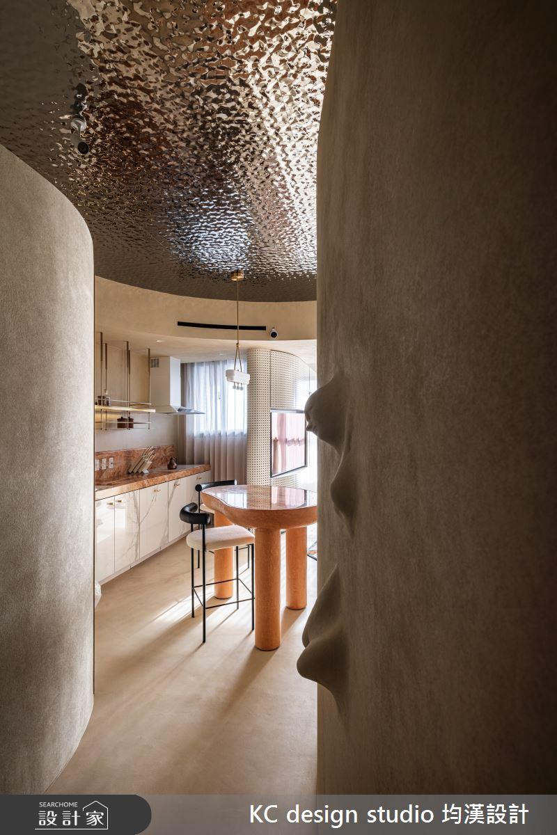 11坪新成屋(5年以下)_現代風餐廳案例圖片_KC design studio 均漢設計_KC_40之2
