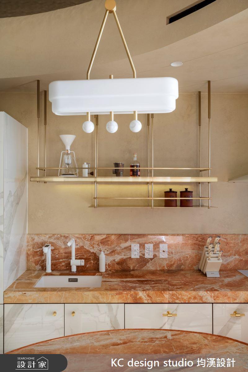 11坪新成屋(5年以下)_現代風廚房案例圖片_KC design studio 均漢設計_KC_40之7