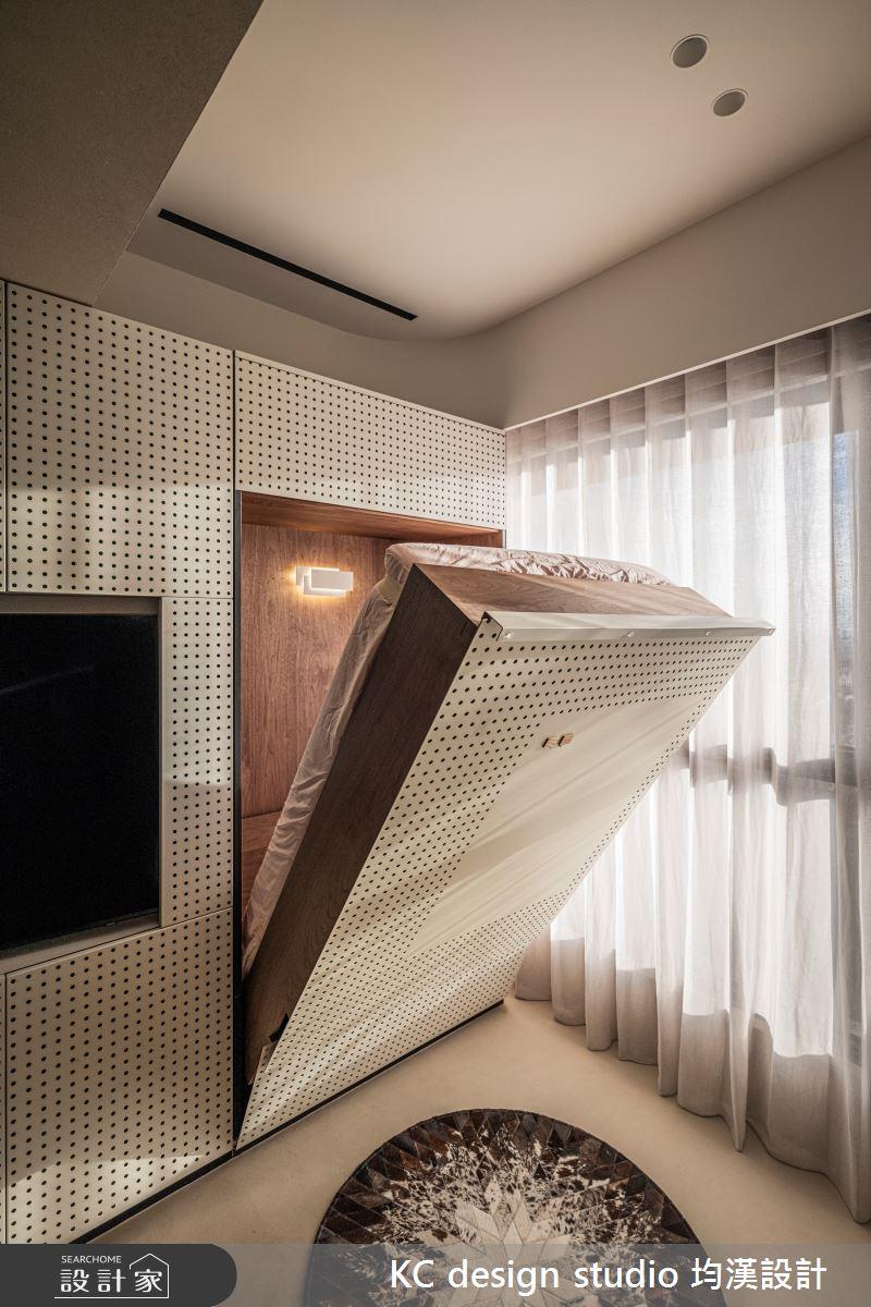 11坪新成屋(5年以下)_現代風臥室案例圖片_KC design studio 均漢設計_KC_40之9