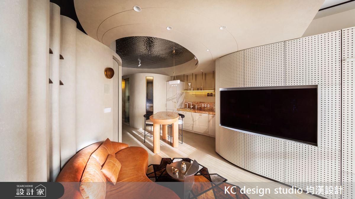 11坪新成屋(5年以下)_現代風案例圖片_KC design studio 均漢設計_KC_40之5