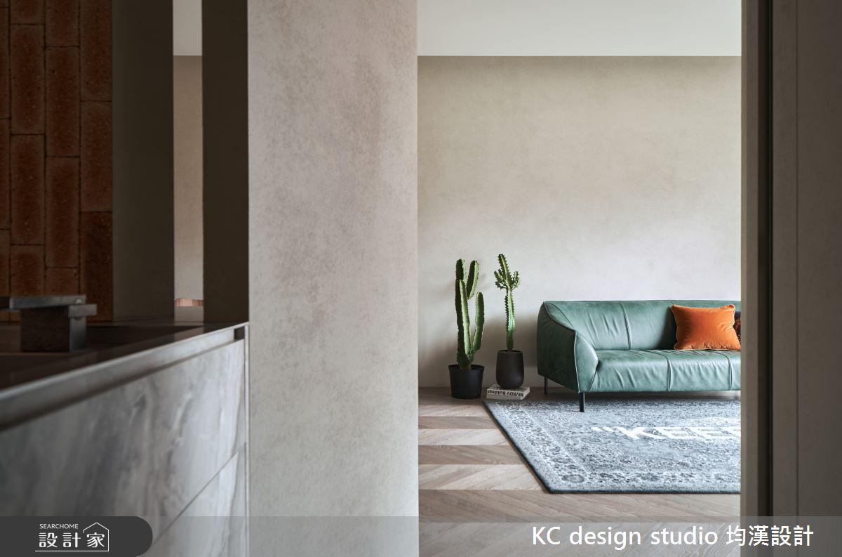 20坪新成屋(5年以下)_混搭風案例圖片_KC design studio 均漢設計_KC_41之1