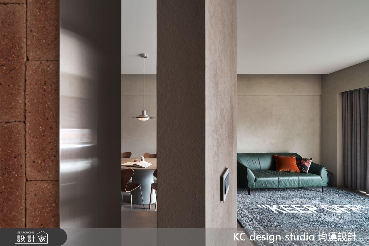 20坪新成屋(5年以下)_混搭風案例圖片_KC design studio 均漢設計_KC_41之2