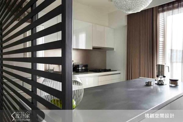 20坪新成屋(5年以下)_北歐風廚房案例圖片_境觀空間設計_境觀_04之3