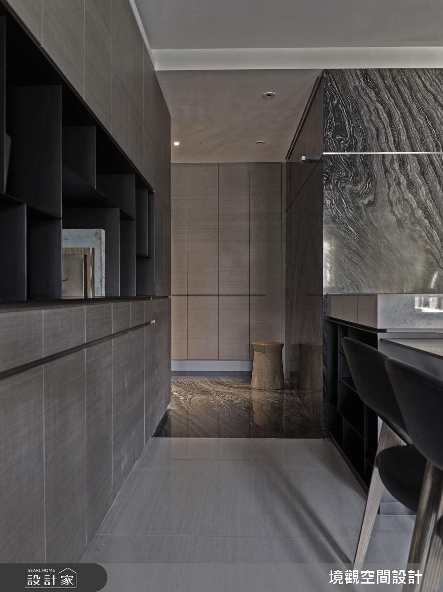 40坪新成屋(5年以下)_現代風走廊案例圖片_境觀空間設計_境觀_11之2