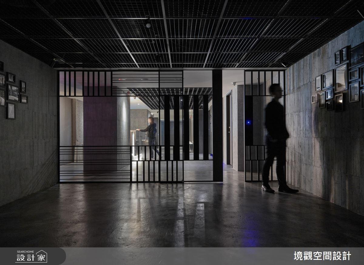 470坪老屋(16~30年)_工業風走廊案例圖片_境觀空間設計_境觀_12之2