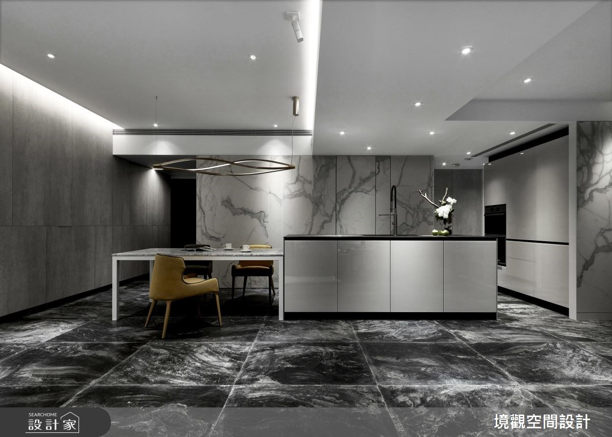 28坪中古屋(5~15年)_現代風餐廳案例圖片_境觀空間設計_境觀_14之3