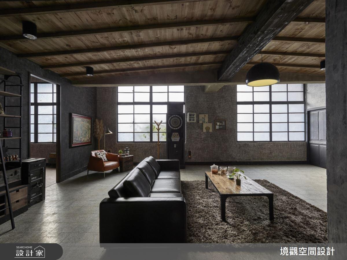 70坪中古屋(5~15年)_混搭風客廳案例圖片_境觀空間設計_境觀_16之6
