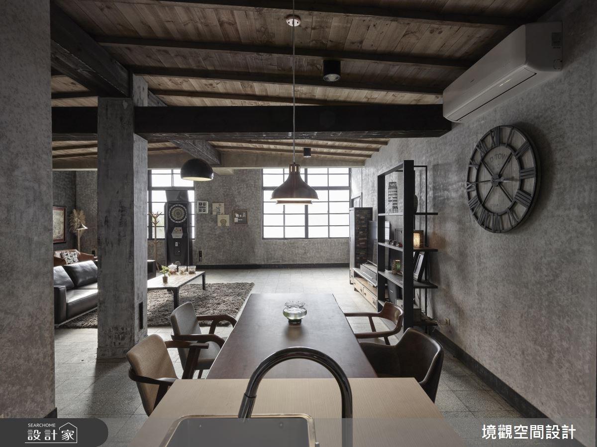 70坪中古屋(5~15年)_混搭風餐廳案例圖片_境觀空間設計_境觀_16之8