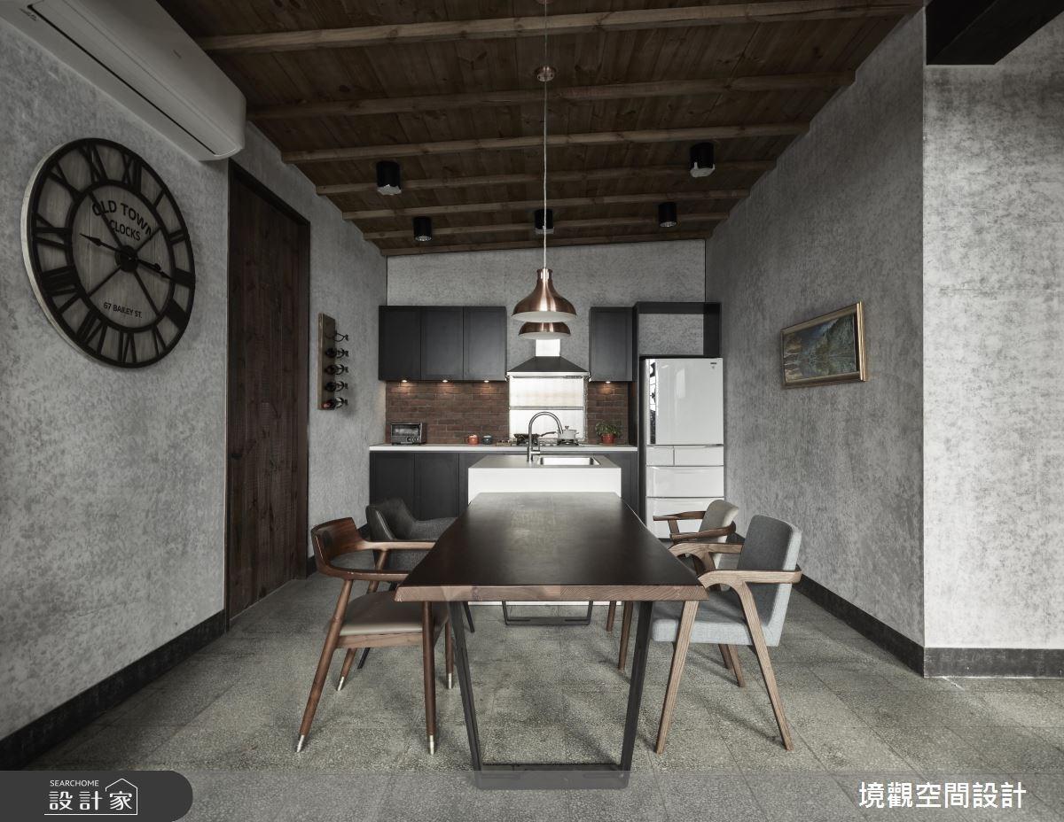 70坪中古屋(5~15年)_混搭風餐廳案例圖片_境觀空間設計_境觀_16之9