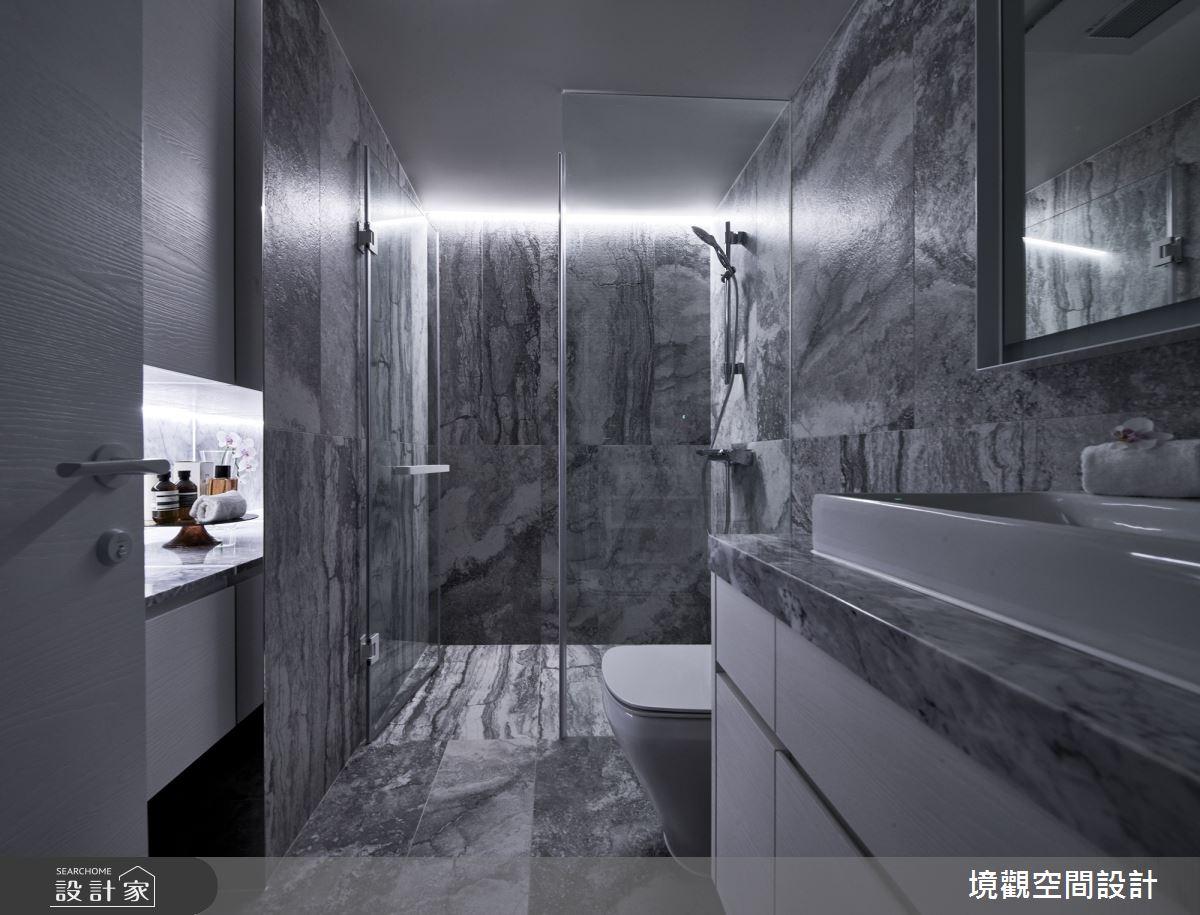 新成屋(5年以下)_混搭風浴室案例圖片_境觀空間設計_境觀_19之8