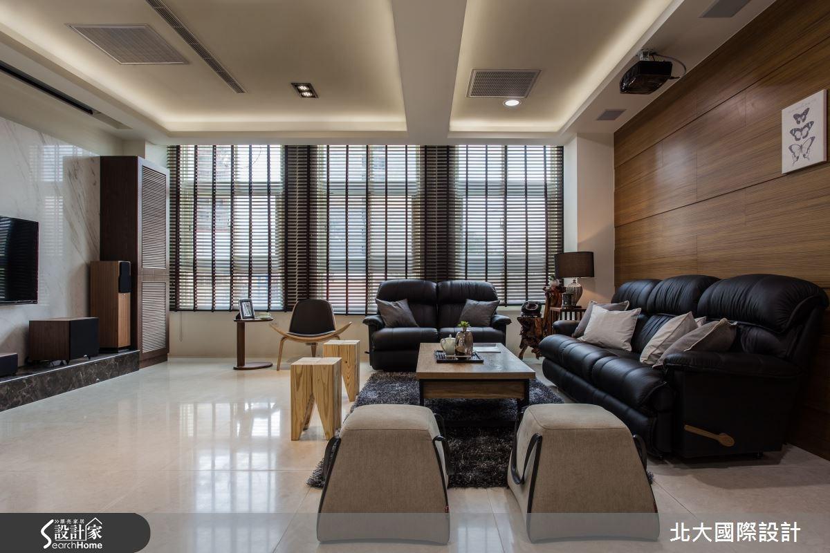 84坪新成屋(5年以下)_現代風案例圖片_北大國際設計股份有限_北大_04之3