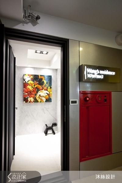 40坪老屋(16~30年)_現代風案例圖片_沐絲室內裝修有限公司_沐絲_01之1