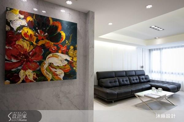 40坪老屋(16~30年)_現代風案例圖片_沐絲室內裝修有限公司_沐絲_01之2