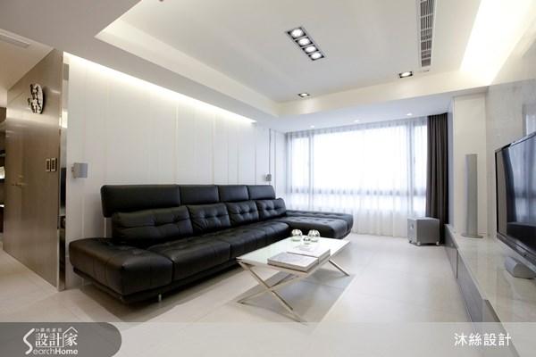 40坪老屋(16~30年)_現代風案例圖片_沐絲室內裝修有限公司_沐絲_01之3