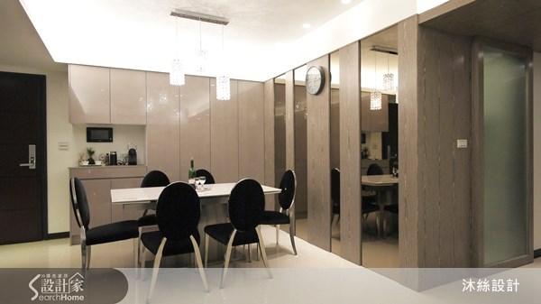 40坪新成屋(5年以下)_現代風案例圖片_沐絲室內裝修有限公司_沐絲_02之4