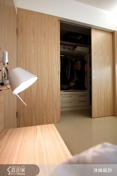 25坪中古屋(5~15年)_現代風案例圖片_沐絲室內裝修有限公司_沐絲_03之14