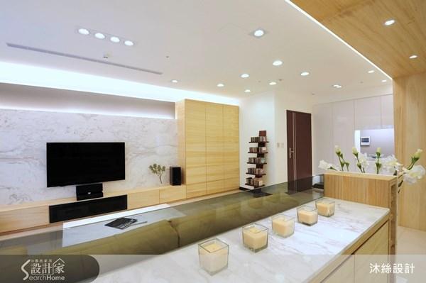 35坪新成屋(5年以下)_案例圖片_沐絲室內裝修有限公司_沐絲_05之4
