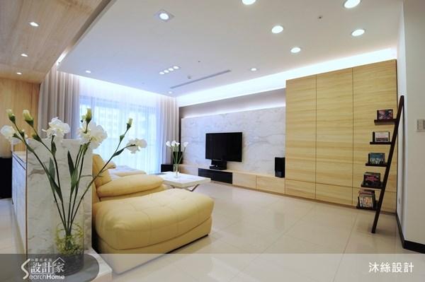 35坪新成屋(5年以下)_案例圖片_沐絲室內裝修有限公司_沐絲_05之1