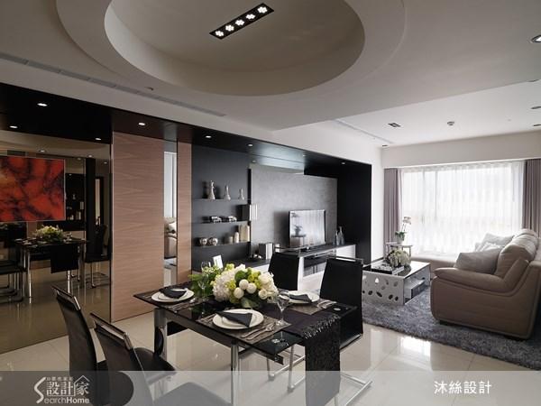 45坪新成屋(5年以下)_現代風案例圖片_沐絲室內裝修有限公司_沐絲_08之2