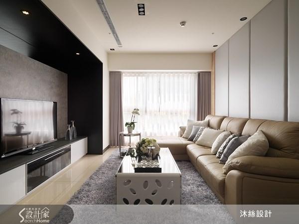 45坪新成屋(5年以下)_現代風案例圖片_沐絲室內裝修有限公司_沐絲_08之9
