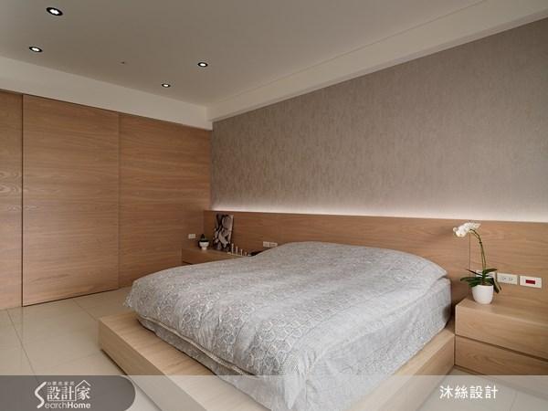 45坪新成屋(5年以下)_現代風案例圖片_沐絲室內裝修有限公司_沐絲_08之16