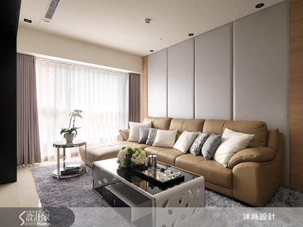 45坪新成屋(5年以下)_現代風案例圖片_沐絲室內裝修有限公司_沐絲_08之10