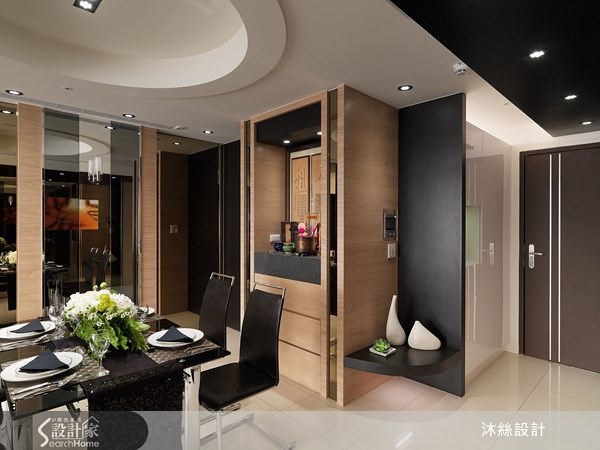 45坪新成屋(5年以下)_現代風案例圖片_沐絲室內裝修有限公司_沐絲_08之6
