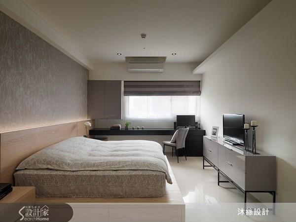 45坪新成屋(5年以下)_現代風案例圖片_沐絲室內裝修有限公司_沐絲_08之14