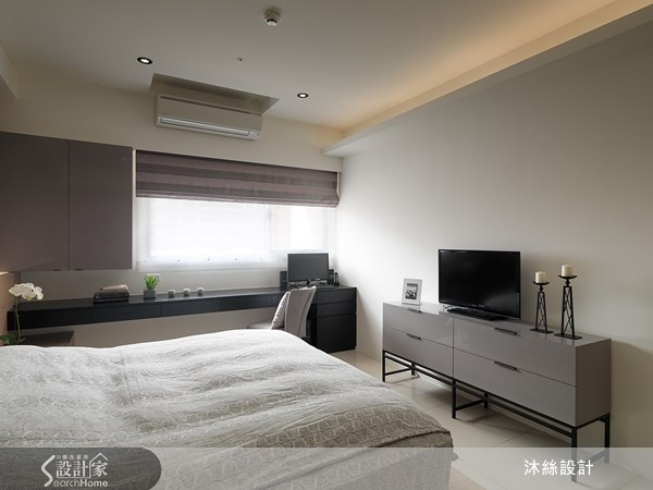 45坪新成屋(5年以下)_現代風案例圖片_沐絲室內裝修有限公司_沐絲_08之15