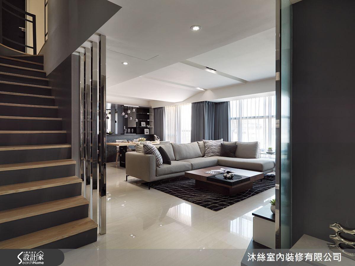 45坪老屋(16~30年)_現代風案例圖片_沐絲室內裝修有限公司_沐絲_10之2