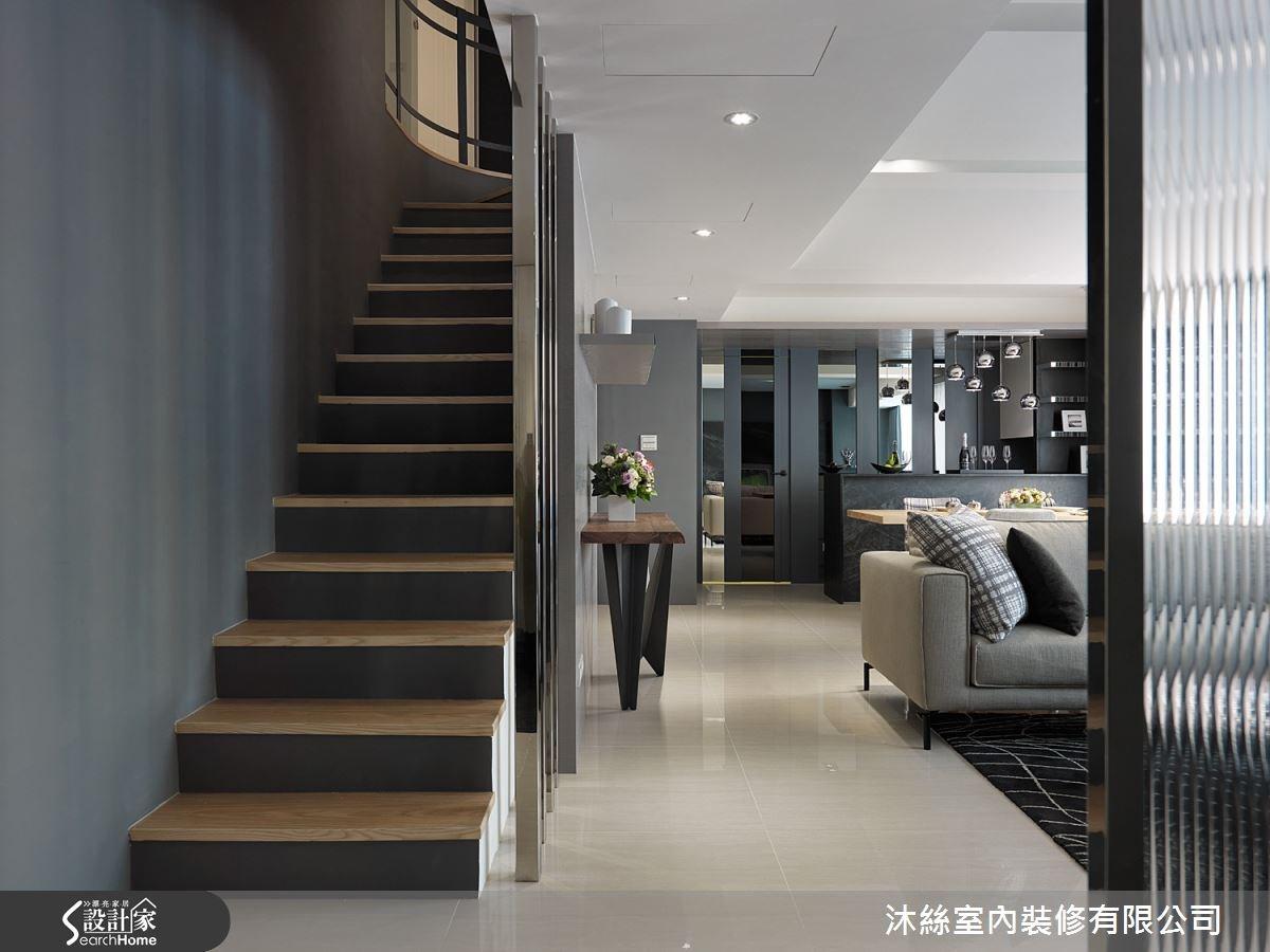 45坪老屋(16~30年)_現代風案例圖片_沐絲室內裝修有限公司_沐絲_10之3