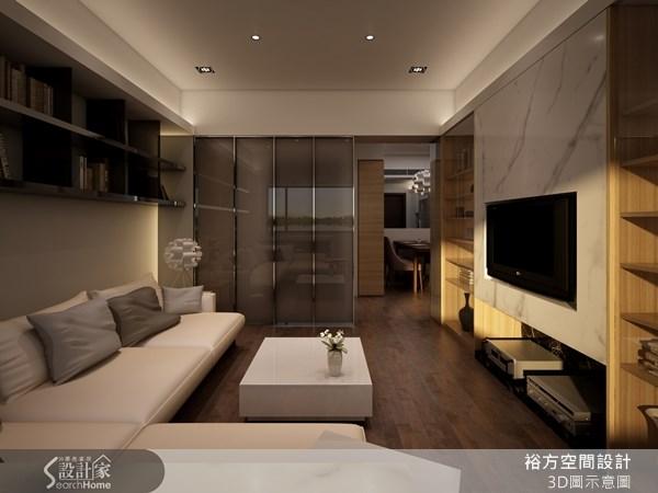 28坪中古屋(5~15年)_現代風案例圖片_裕方空間設計有限公司_裕方_07之2