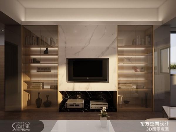 28坪中古屋(5~15年)_現代風案例圖片_裕方空間設計有限公司_裕方_07之3
