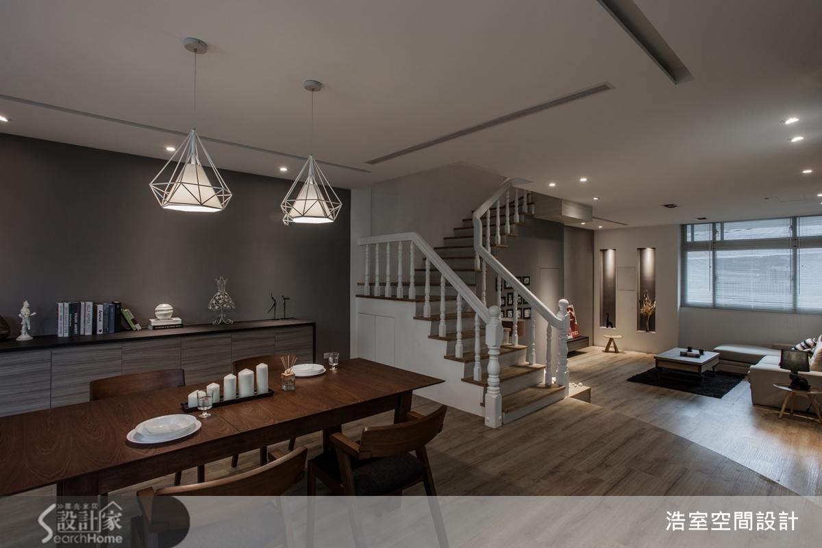 Houseplan Com 老屋大改造 在70坪混搭風大宅過質感生活-設計家 Searchome