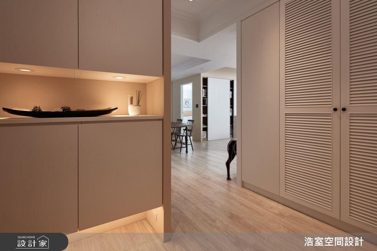 30坪新成屋(5年以下)_北歐風玄關案例圖片_浩室設計_浩室_22之1