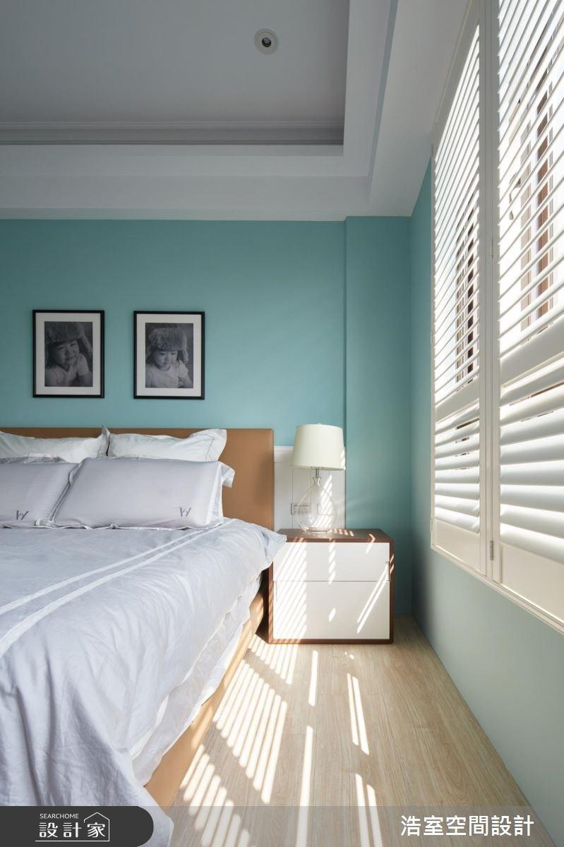 30坪新成屋(5年以下)_北歐風臥室案例圖片_浩室設計_浩室_22之15
