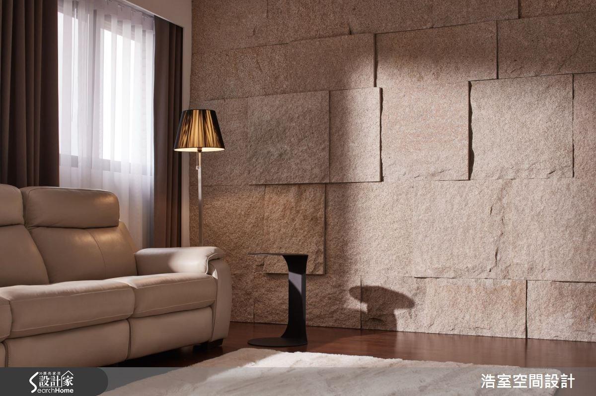 65坪新成屋(5年以下)_混搭風客廳案例圖片_浩室設計_浩室_24之3