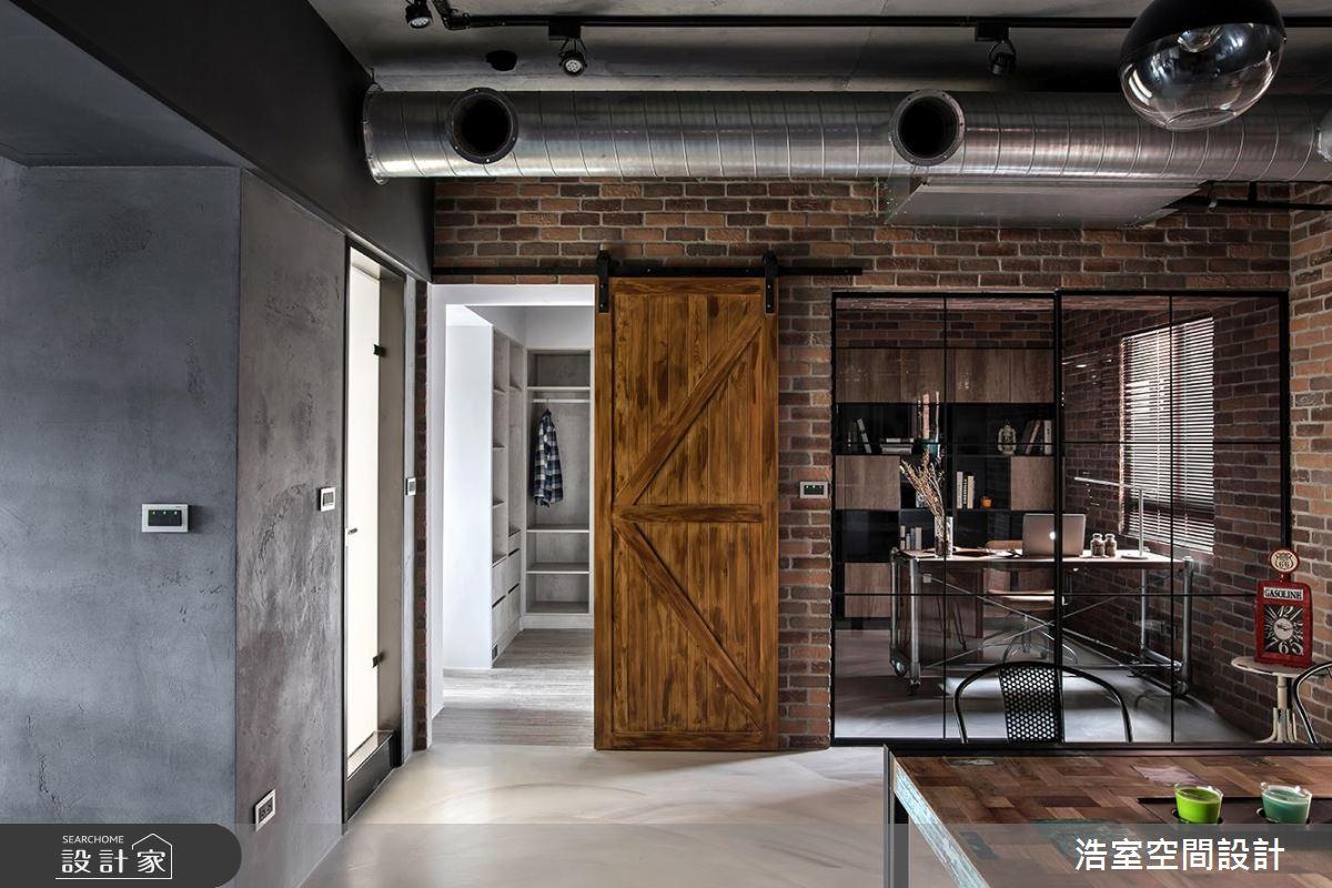 Houseplan Com 20 年老屋精彩改頭換面!有好品味的 28 坪精緻工業宅-設計家 Searchome