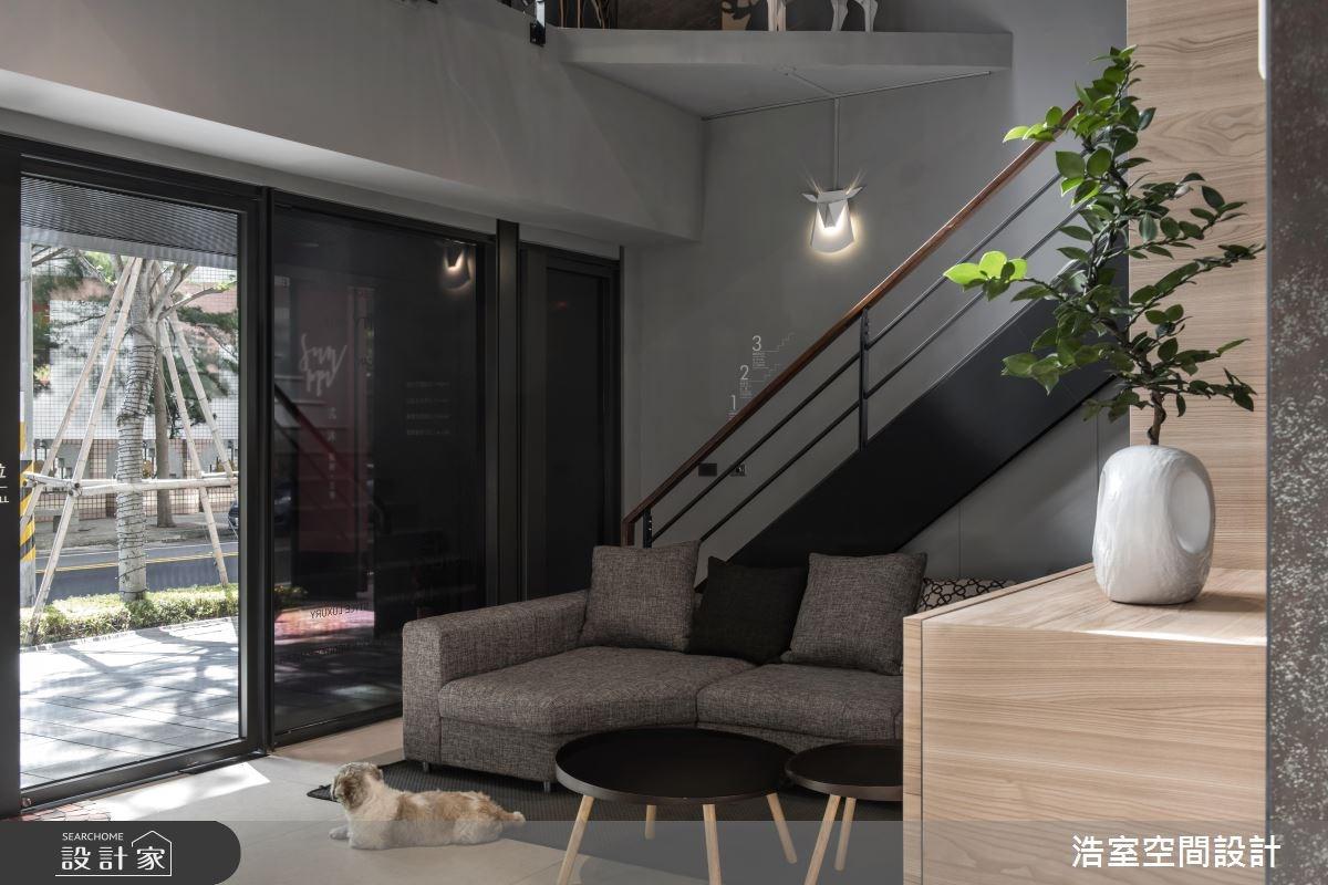 88坪新成屋(5年以下)_工業風商業空間案例圖片_浩室設計_浩室_35之3