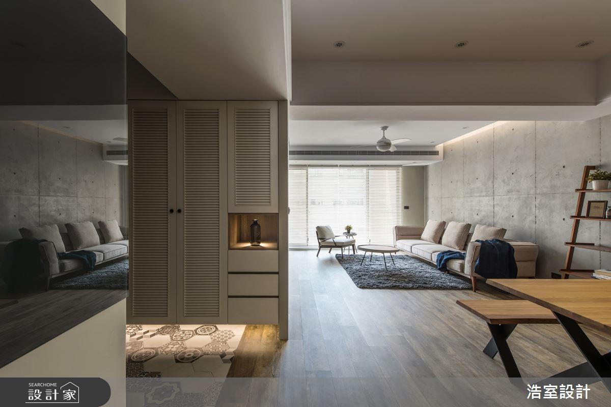 40坪新成屋(5年以下)_混搭風案例圖片_浩室設計_浩室_56之1