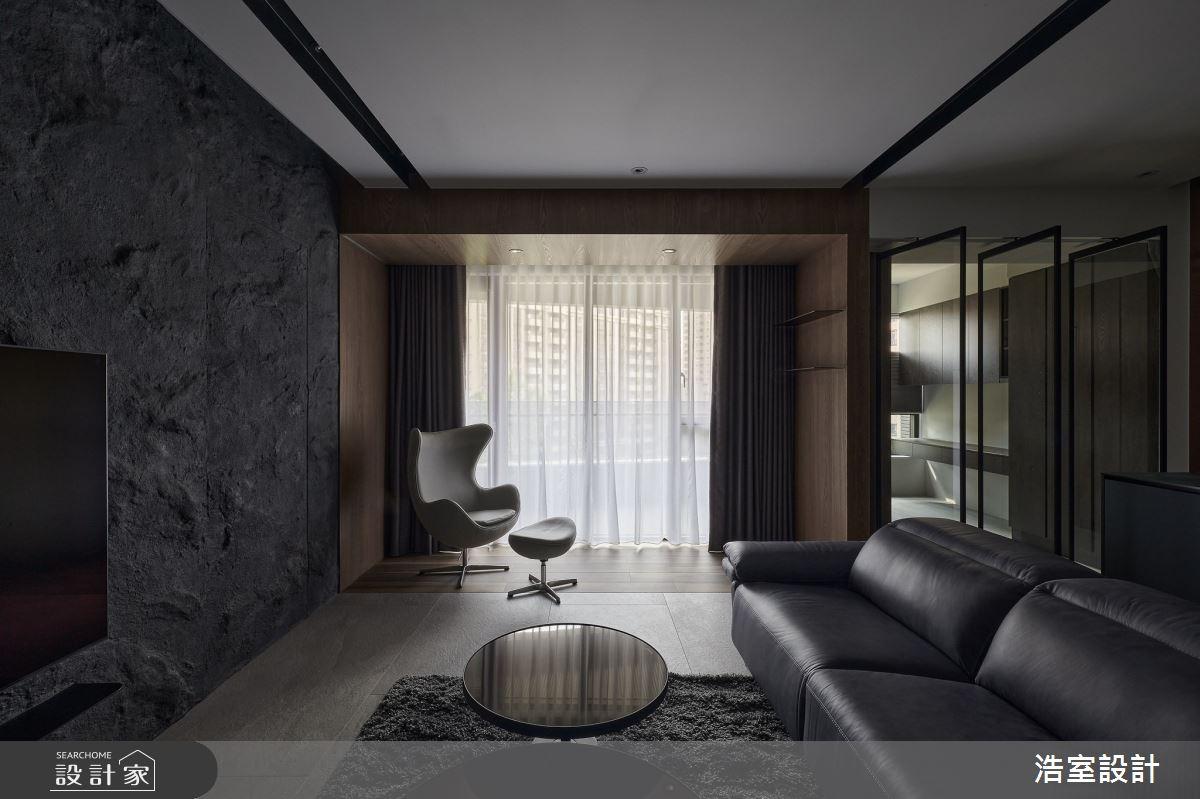 29坪新成屋(5年以下)_現代風案例圖片_浩室設計_浩室_57之3