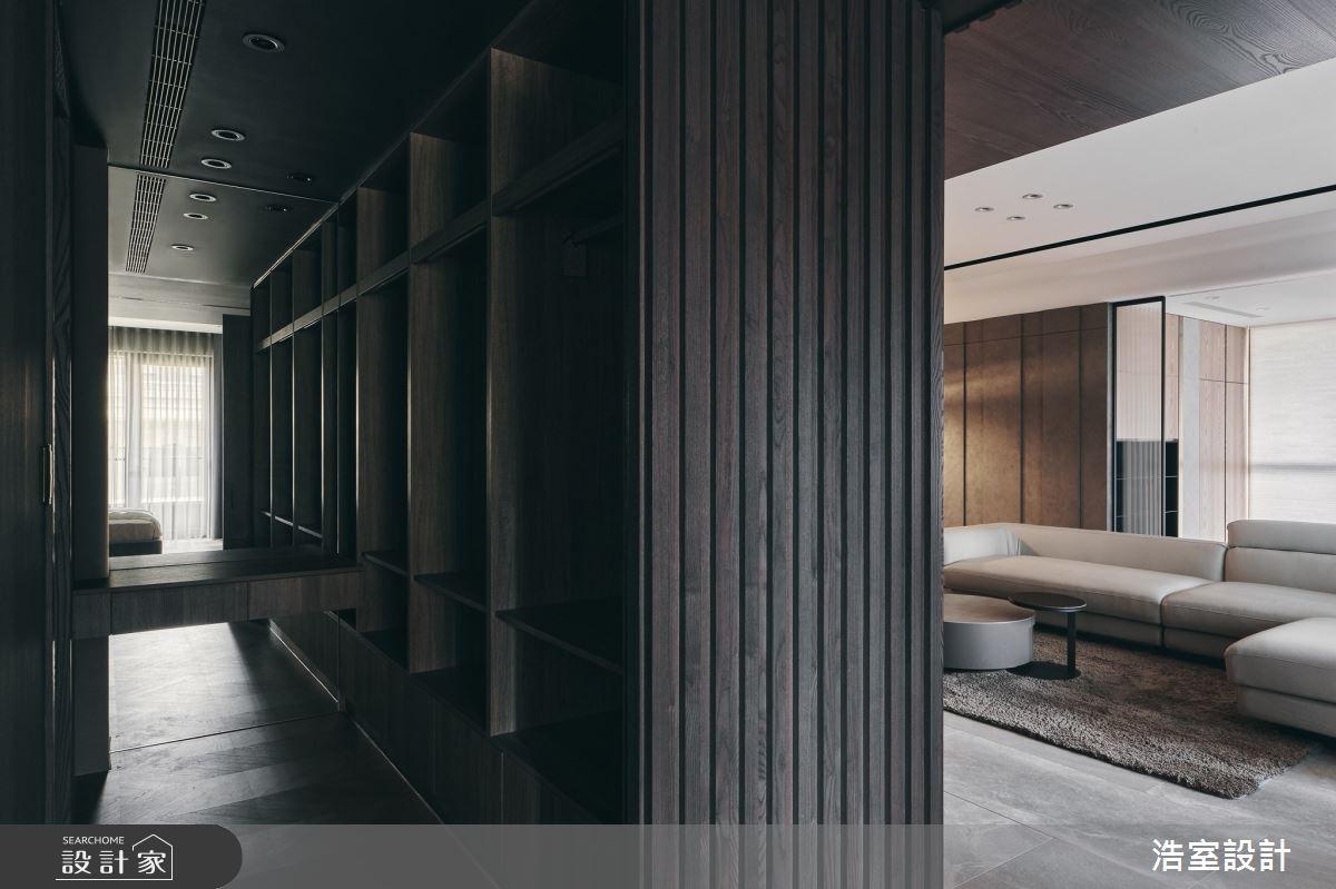 35坪新成屋(5年以下)_飯店風走廊案例圖片_浩室設計_浩室_58之13
