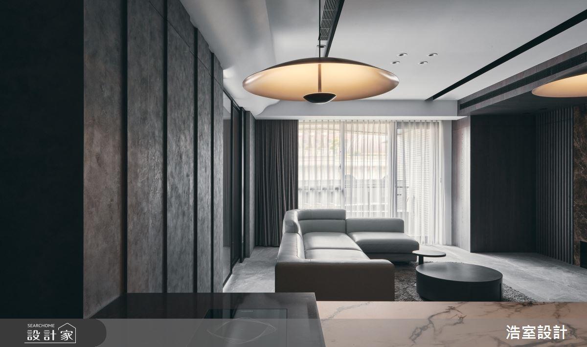 35坪新成屋(5年以下)_飯店風案例圖片_浩室設計_浩室_58之4