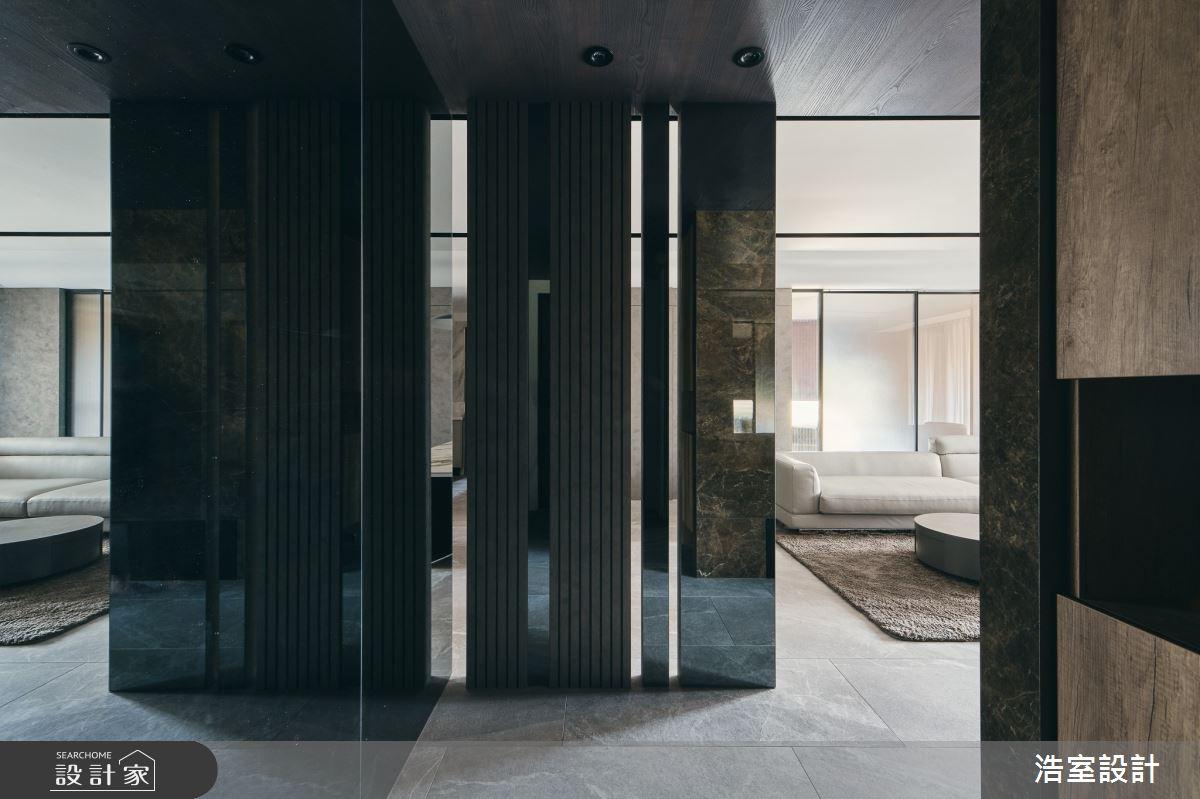 35坪新成屋(5年以下)_飯店風案例圖片_浩室設計_浩室_58之7650