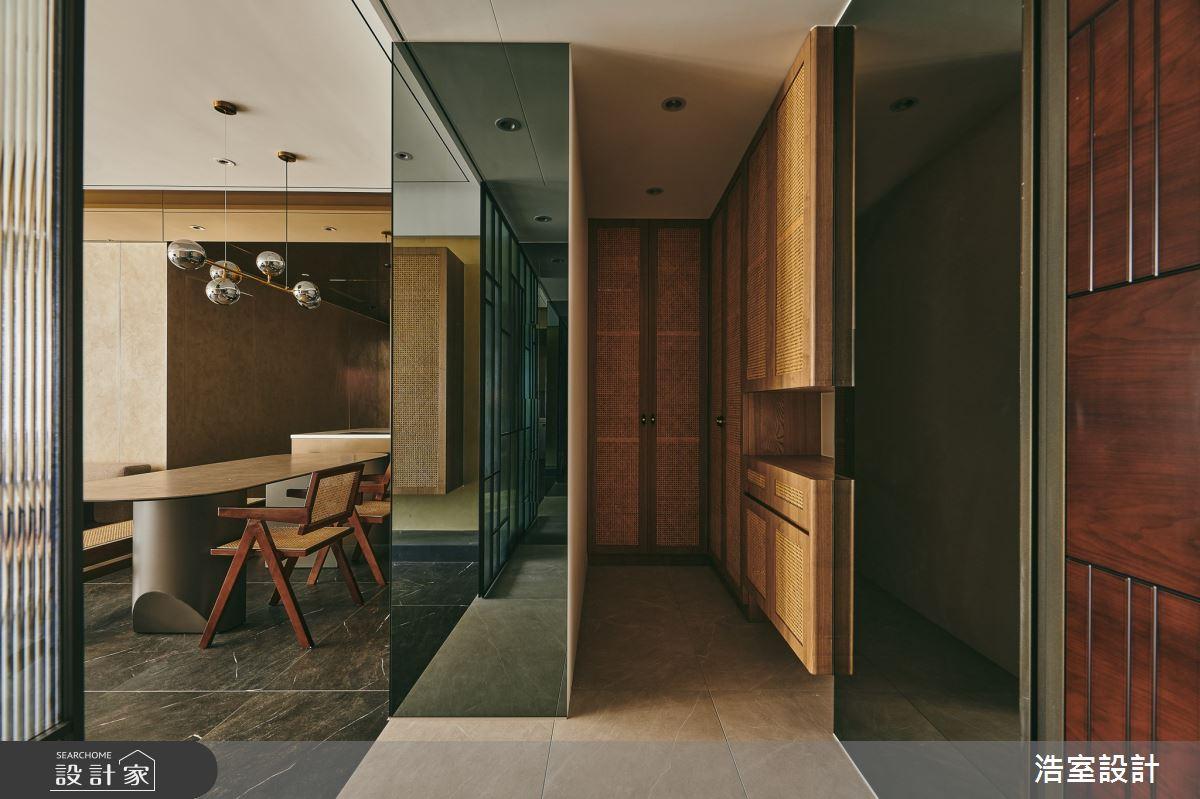 40坪新成屋(5年以下)_新中式風案例圖片_浩室設計_浩室_60之7166