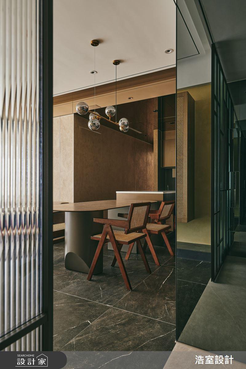 40坪新成屋(5年以下)_新中式風案例圖片_浩室設計_浩室_60之2