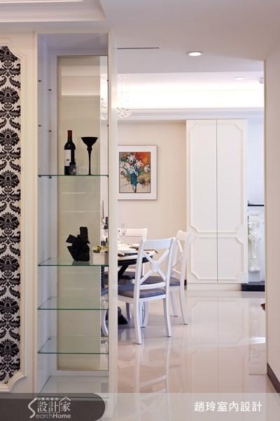 45坪新成屋(5年以下)_新古典走廊案例圖片_趙玲室內設計有限公司_趙玲_15之4