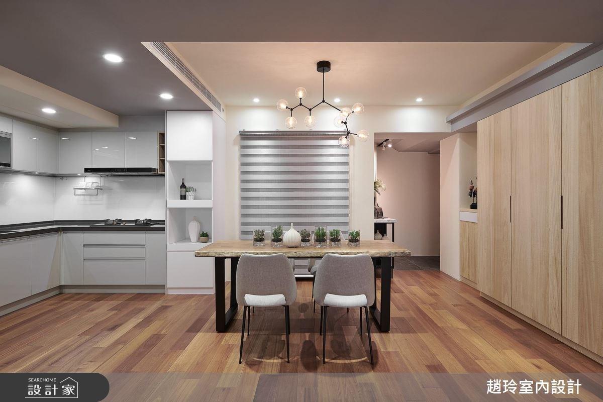 53坪新成屋(5年以下)_日式無印風餐廳案例圖片_趙玲室內設計有限公司_趙玲_47之3